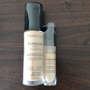 Marcelle Foundation and Concealer